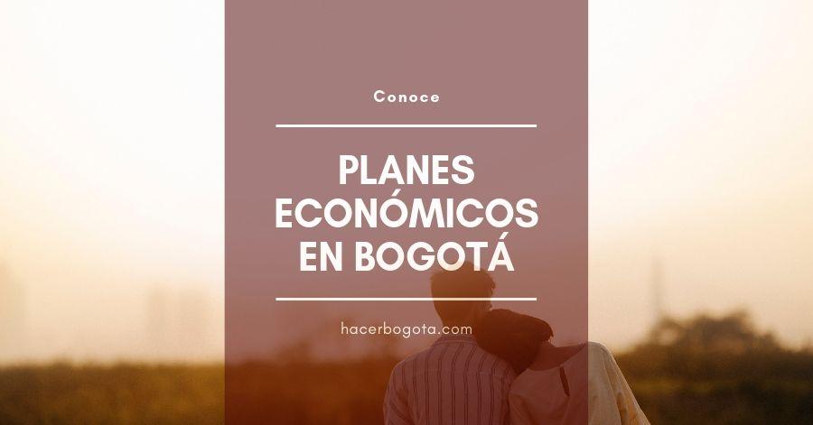TOP 8 mejores planes en Bogotá económicos - hacerbogota.com - 2019