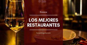 Conoce los mejores restaurantes en Bogotá Colombia + Recomendaciones para una cena romántica