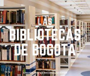 Conoce lo más importante sobre las bibliotecas Bogotá gratis