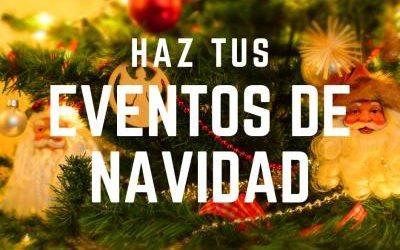 Aprende qué hacer en navidad en Bogotá, ¡y organiza tus propios eventos!