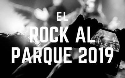 Disfruta del increíble Rock al Parque 2019 en Bogotá
