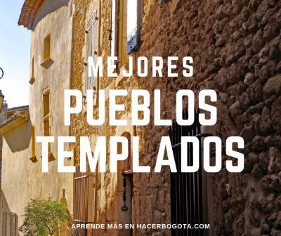 Los 5 mejores pueblos templados cerca a Bogotá