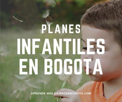 Reúne a los chicos y haz que disfruten de estos planes infantiles en Bogotá