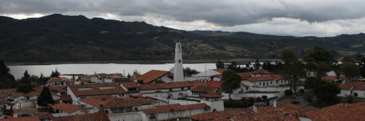 pueblos templados cerca a Bogotá