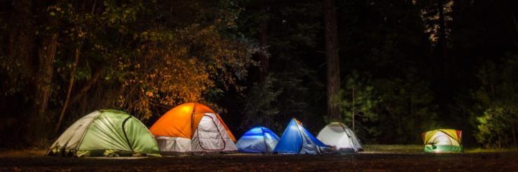 zonas de camping cerca a Bogotá