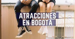 Atracciones en Bogotá