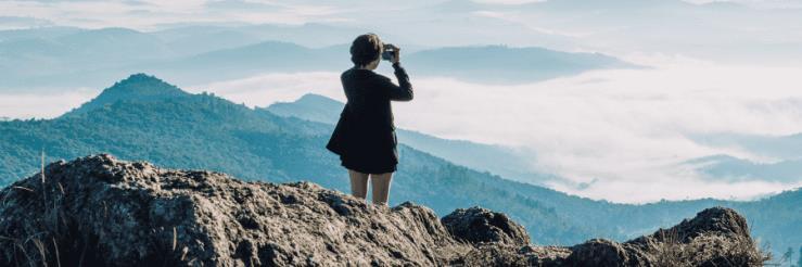 Mirador de Monserrate, Monserrate Bogotá