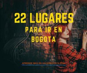 22 lugares para ir en Bogotá - toursplus - 2019